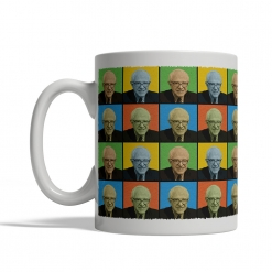 Bernie Sanders Pop-Art Mug
