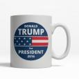 Donald Trump for President Mug – Back