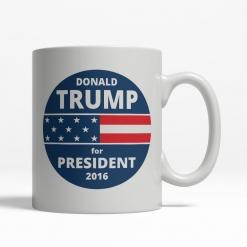 Donald Trump for President Mug - Back