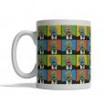 Donald Trump Pop Art Mug - Front