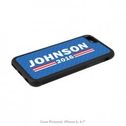 Gary Johnson 2016 iPhone Case Side View