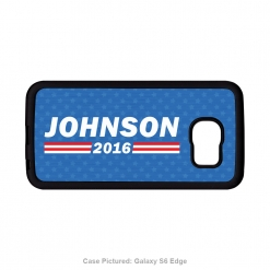 Gary Johnson 2016 Galaxy S6 Edge Case