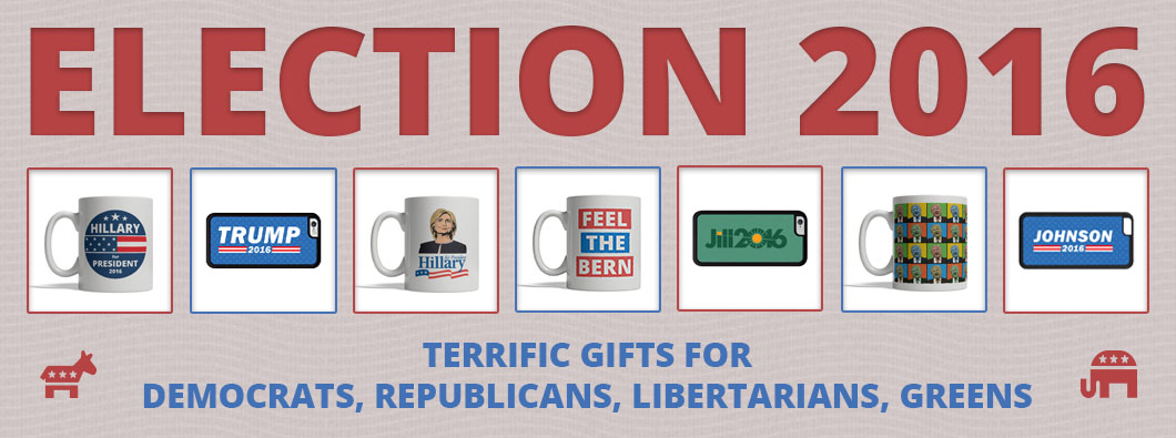 Hillary and Trump Gifts
