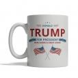 Trump for President  Mug - Front