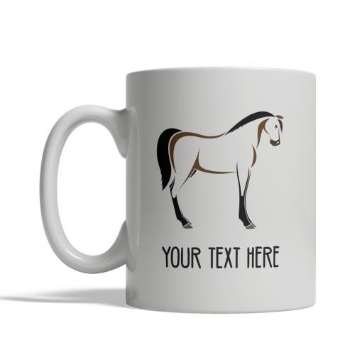 Horse Personalized Mug