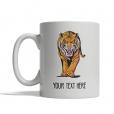 Tiger Personalized Mug