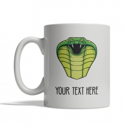 Cobra Personalized Mug