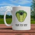 Cobra Personalized Mug Front