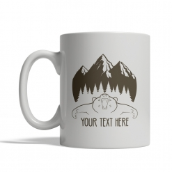 Bear Personalized Mug