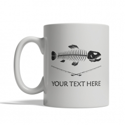 Trout Personalized Mug