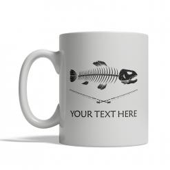 Trout Personalized Mug