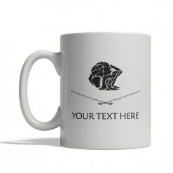 Bass Personalized Mug