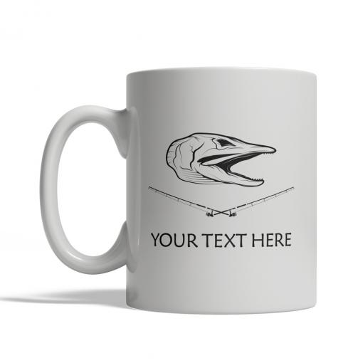 Pike Personalized Mug