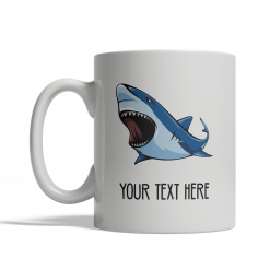 Shark Personalized Mug