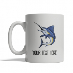 Marlin Personalized Mug