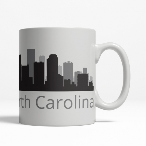 Charlotte Personalized Mug Back