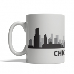 Chicago Personalized Mug
