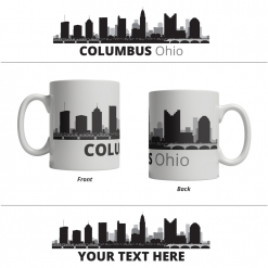 Columbus Personalized Mug