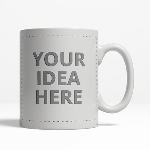 Custom Blank Coffee Mug