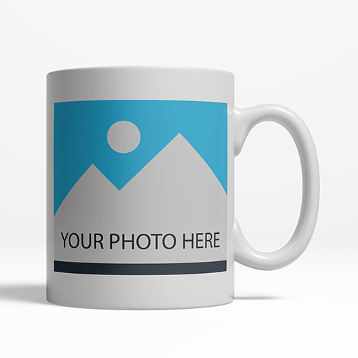 Custom Upload Photo Mug