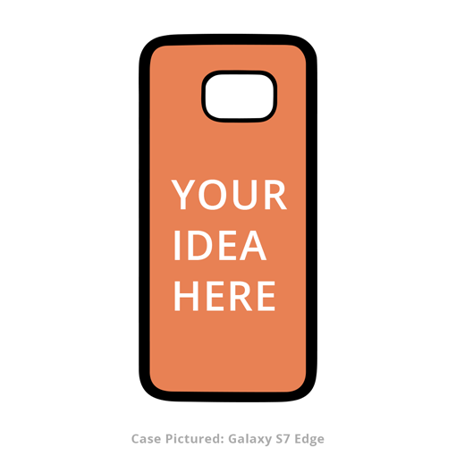 Custom Galaxy S7 Edge Case