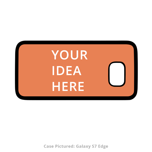 S7 Edge Make Your Own Case