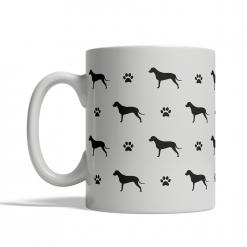 Dalmatian Silhouettes Mug