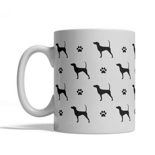 English Pointer Silhouettes Mug