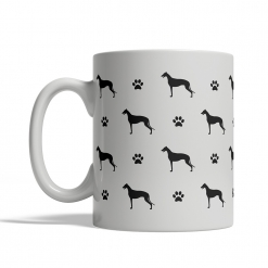 Greyhound Silhouettes Mug