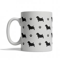 Norfolk Terrier Silhouettes Mug