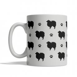 Pomeranian Silhouettes Mug