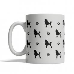 Poodle Silhouettes Mug