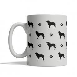Portuguese Shepherd Dog Silhouettes Mug