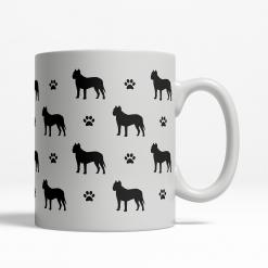 Presa Canario Silhouette Coffee Cup