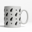 Bengal Silhouette Coffee Cup