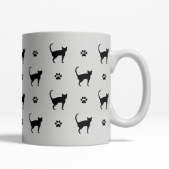 Bombay Silhouette Coffee Cup