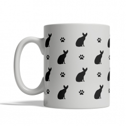 Sphynx Silhouettes Mug