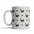 Turkish Angora Silhouettes Mug