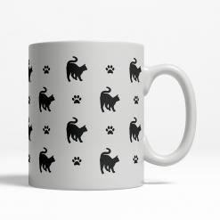 Tortoiseshell Silhouette Coffee Cup