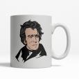 Andrew Jackson Portrait Coffee Cup