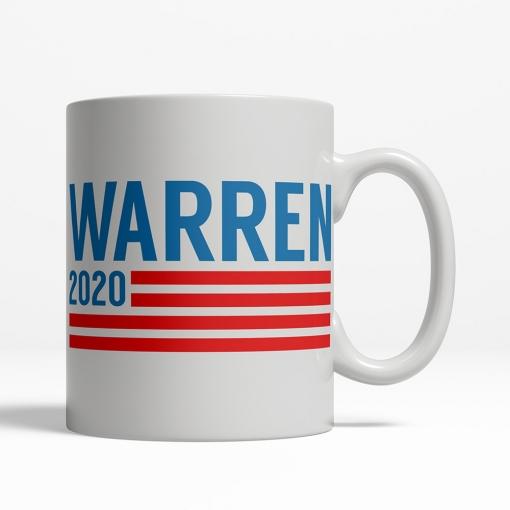 Warren 2020 Coffee Cup