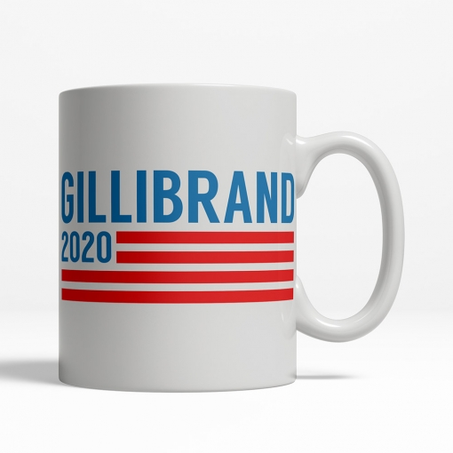 Gillibrand 2020 Coffee Cup