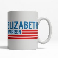 Elizabeth Warren Coffee Cup