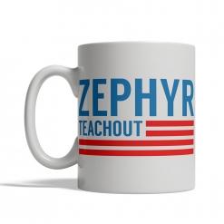 Zephyr Teachout Mug