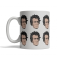 Andrew Jackson Coffee Cup