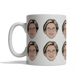 Elizabeth Warren Coffee Cup
