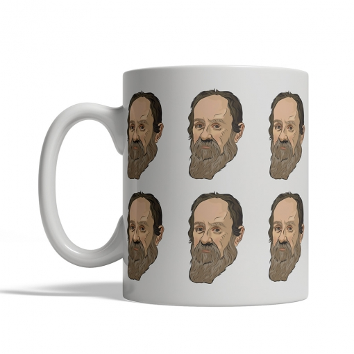 Galileo Galilei Coffee Cup