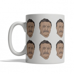 Theodore Roosevelt Coffee Cup