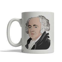 John Adams Coffee Cup