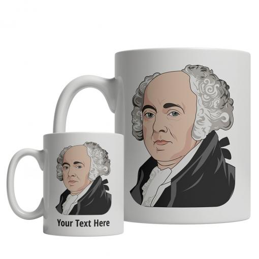 John Adams Custom Mug
